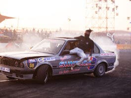 spinning motorsport South Africa