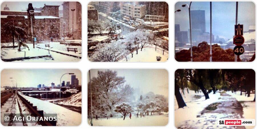 Jobourg snow