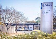 SA power utility Eskom CEO interview