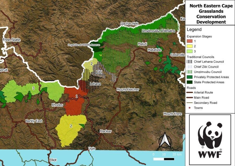 Eastern Cape National Park