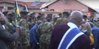 Kebby-Maphatsoe-funeral-gunshots-fired