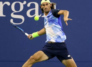 South Africa's Lloyd Harris Reaches First Ever Grand Slam 4th Round in New York