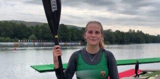 Saskia Hockly SA paddler