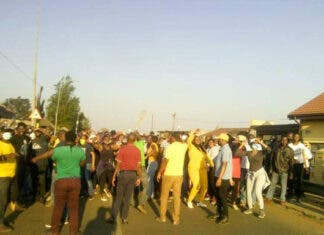 Ramaphosa Booed Out of Soweto as ANC Running on Empty Seeking Votes