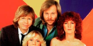 Abba had previously been voted the band the British public would most like to see reunited. Alamy