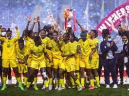 Banyana Banyana WIN in Nigeria