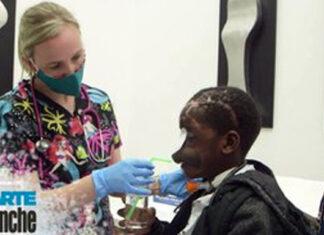 Boy Mauled by Hyena Recovering