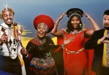 South Africa's Heritage Day with Showmax