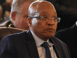 Jacob Zuma medical parole