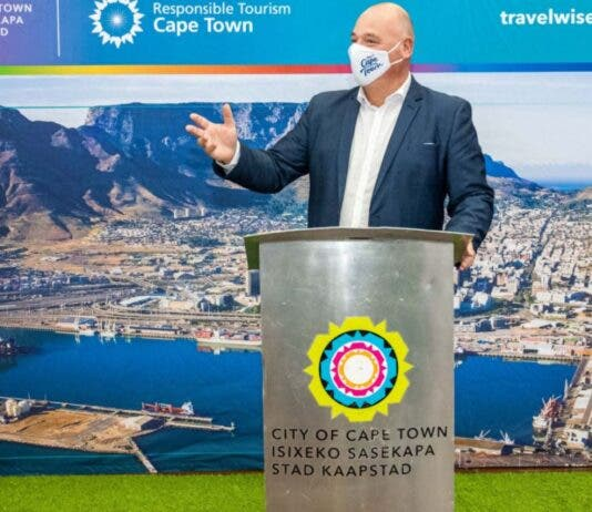 Cape Town to take up red list issue with UK high commissioner
