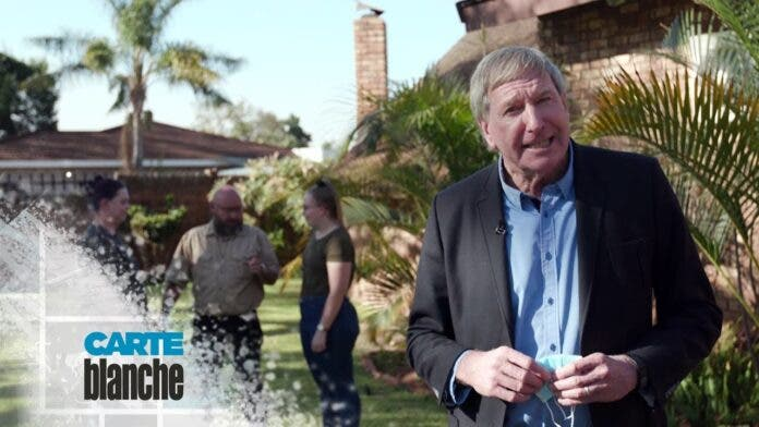 Afghanistan escape for South Africans on Carte Blanche