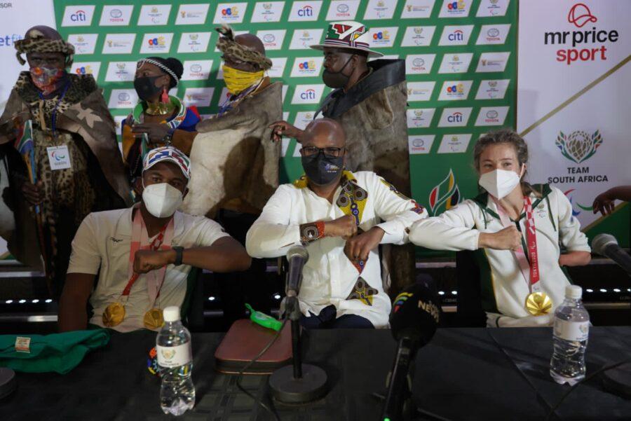 paralympics team 2021