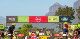 WATCH South Africa's Matt Beers on 'Surreal' Cape Epic WIN