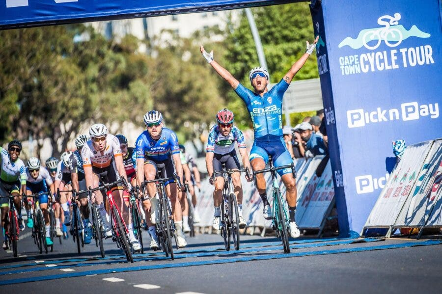 Cape Town Cycle Tour new normal