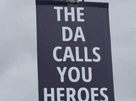 DA-heroes-KZN-poster-controversial-offensive