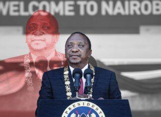Kenya President Uhuru Kenyatta Pandora Papers