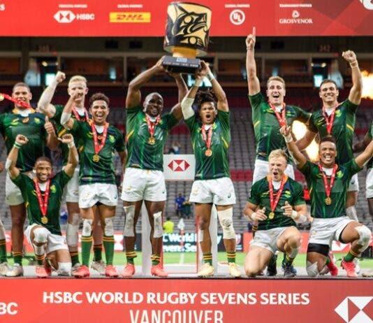World Rugby Sevens Series 2022 Schedule