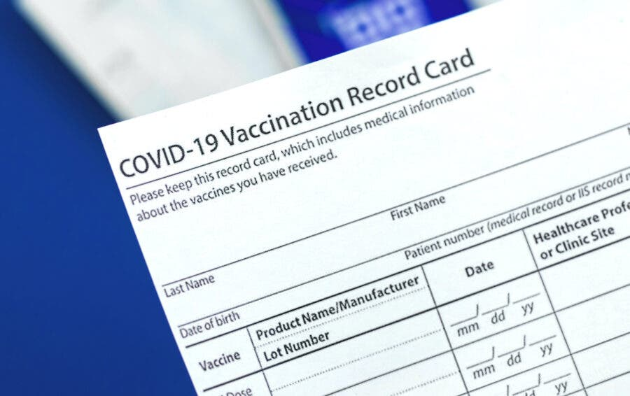 South Africa covid vaccination record