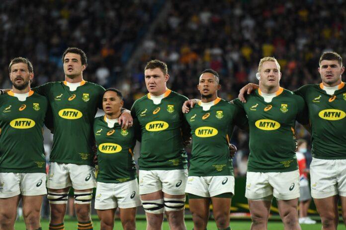 Springboks World Rugby Ranked Number One Top