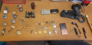 antiques stolen bloemfontein