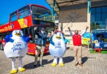 Cape Town scoops Africa's leading destination award