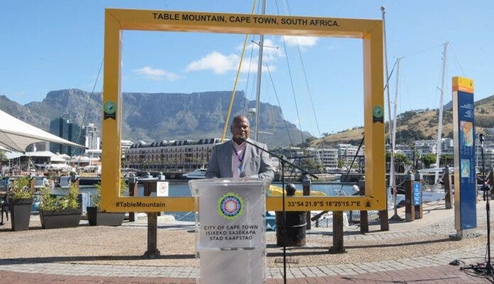 vote for Cape Town in World Travel Awards 2021