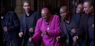Celebrating Archbishop Desmond Tutu's Life on His 90th Birthday