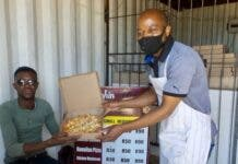 Waiter who lost his job during lockdown now runs his own pizza takeaway
